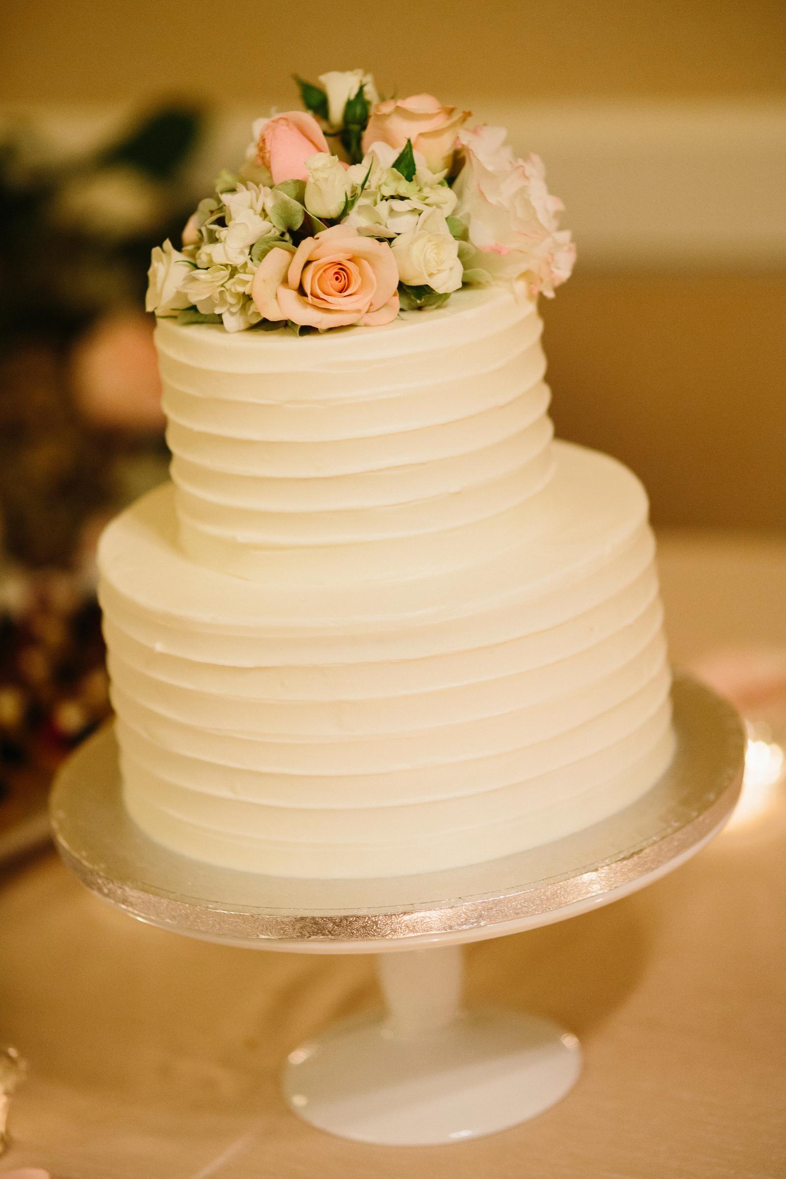 Carmel Monterey Pebble Beach Big Sur Wedding Cakes